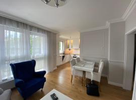 Apartament Hamptons – apartament w Szczecinie