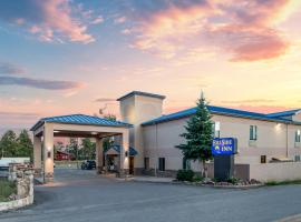 Hillside Inn Pagosa, hotel in Pagosa Springs