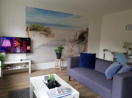 the Bellamy apartment 2, hotel near CineCity Vlissingen, Vlissingen