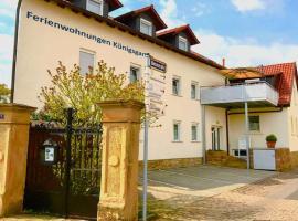 FeWo 2 - Deidesheim, Ferienwohnung in Deidesheim
