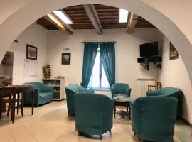 Casa per ferie Gens Petilia, hotel in zona Terme di Saturnia, Pitigliano