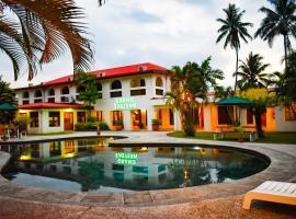 Grand Eastern Hotel, hotel in Labasa