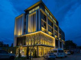 Trat City Hotel, hotel in Trat