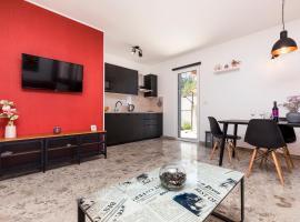 Apartment Medea, St. Martin, hotel in Mali Lošinj