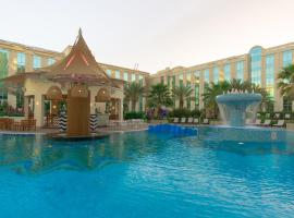 Millennium Airport Hotel Dubai, hotel near Dubai Airport Terminal 1 Metro Station, Dubai