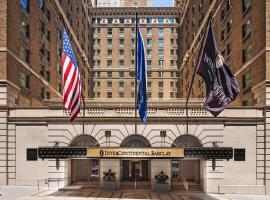 InterContinental New York Barclay Hotel, an IHG Hotel, hotel de lujo en Nueva York