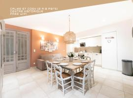 T3 - Champêtre et Cosy - La Conciergerie Martinkeys, apartment in Béziers