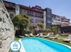 Aparthotel Oporto Alves da Veiga – apartament w Porto