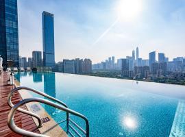Fraser Suites Shenzhen, apartment in Shenzhen