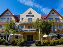 Hotel Nadmorski – hotel w pobliżu miejsca Hala Sportowa w Łebie