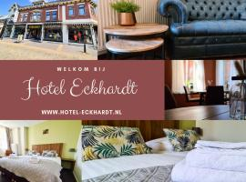 Hotel Eckhardt, hotel in Uithuizen