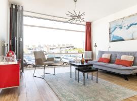 Aan Zee, self catering accommodation in Bergen aan Zee