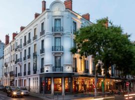 Hotel Saint Regis, hotel in Chalon-sur-Saône