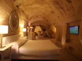 Caveoso Hotel, hotel a Matera