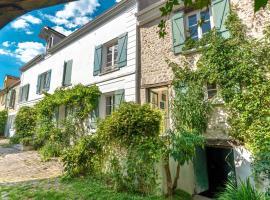Le Clos Tellier, hotel near Saint-Germain Golf Course, Mareil-Marly