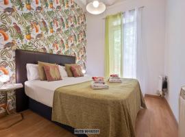 Alcam Montjuic, hotell i Barcelona