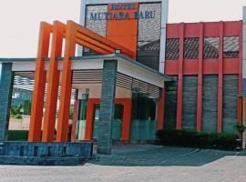 Hotel Mutiara Baru, hotel in Batu