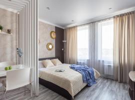 Классная студия в Императорских Мытищах, hotel near Novy bereg yacht club, Mytishchi