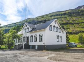 Hotel Aldan - The Bank, hotel in Seyðisfjörður