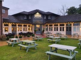 Cuttle Bridge Inn Hotel - NEC / Birmingham Airport, hotel near Belfry Golf Club, Minworth