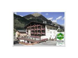 Hotel Bergland Superior, hotel in Sankt Leonhard im Pitztal