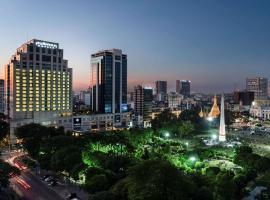 Pullman Yangon Centrepoint, hotel in Yangon