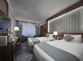 Al Nokhba Royal Inn, boutique hotel in Medina