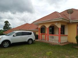 Dika Apartments, serviced apartment in Fort Portal