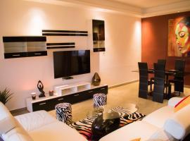 Le First Concept, hotel in Dakar