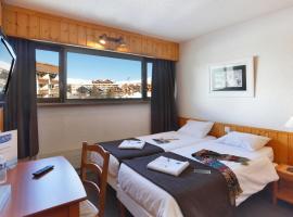 Hôtel Eliova Le Chaix, hotel in L'Alpe-d'Huez