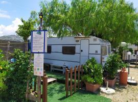 LA VOLPE DI AGROPOLI, pet-friendly hotel in Agropoli