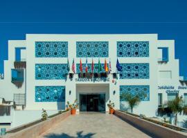 Hôtel Tamuda Beach, hotel en M'Diq