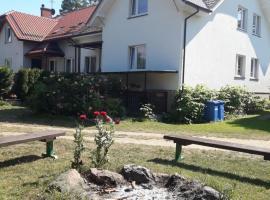 U WIKINGA, guest house in Zastań