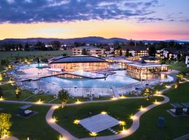 Das König Ludwig Wellness & SPA Resort Allgäu, отель в Швангау, рядом находится Замок Нойшванштайн