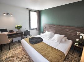 Hotel Loreak, hôtel à Bayonne près de: Guyenne et Gascogne, Siège