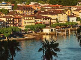 Riva Lago Boutique Hotel, hotel in Ascona