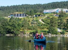 Preikestolen BaseCamp, hotell i nærheten av Prekestolen på Jørpeland
