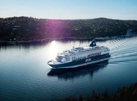 DFDS Ferry - Oslo to Frederikshavn, hotel in Oslo