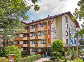 City Appartementhotel, Hotel in Bad Füssing