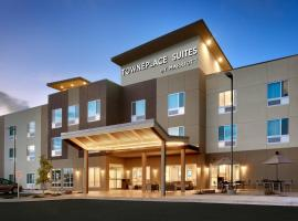 TownePlace Suites by Marriott Albuquerque Old Town, hotel in Albuquerque