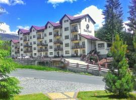 Home Hotel, hotel in Bukovel