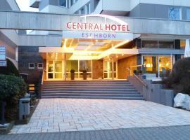 Central Hotel Eschborn, hotel in Eschborn