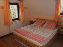 Doppelzimmer Liliensteinblick 1.OG, apartment in Bad Schandau