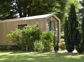 Das Wiesenhaus: Wohnen im Tiny House direkt am Rhein, pet-friendly hotel in Cologne