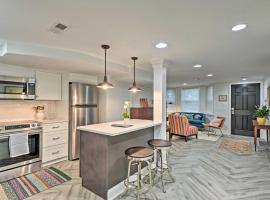 Upscale Apt in Capitol Hill with Walkability!, hotel in Washington, D.C.