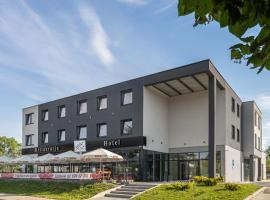 Hotel Bosak, отель в Щецине
