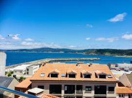 A de Loló, Vista Mar Duplex, hotel in Muxia