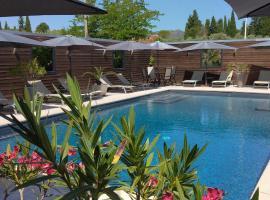 Le Fabian des Baux, hotel in Les Baux-de-Provence