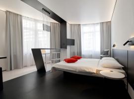 Atmosfera Rooms, готель в Одесі