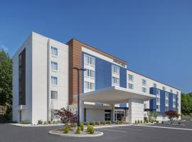 SpringHill Suites by Marriott Tuckahoe Westchester County, hotel near Woodlawn Cemetery, Tuckahoe
